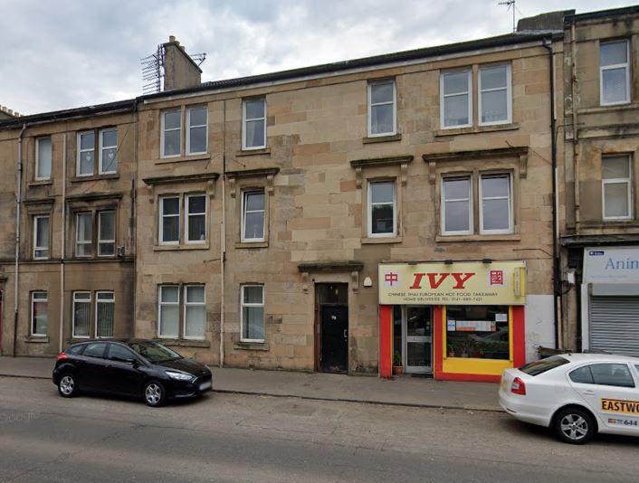 Glasgow Road, Paisley, Renfrewshire, PA1 3NU